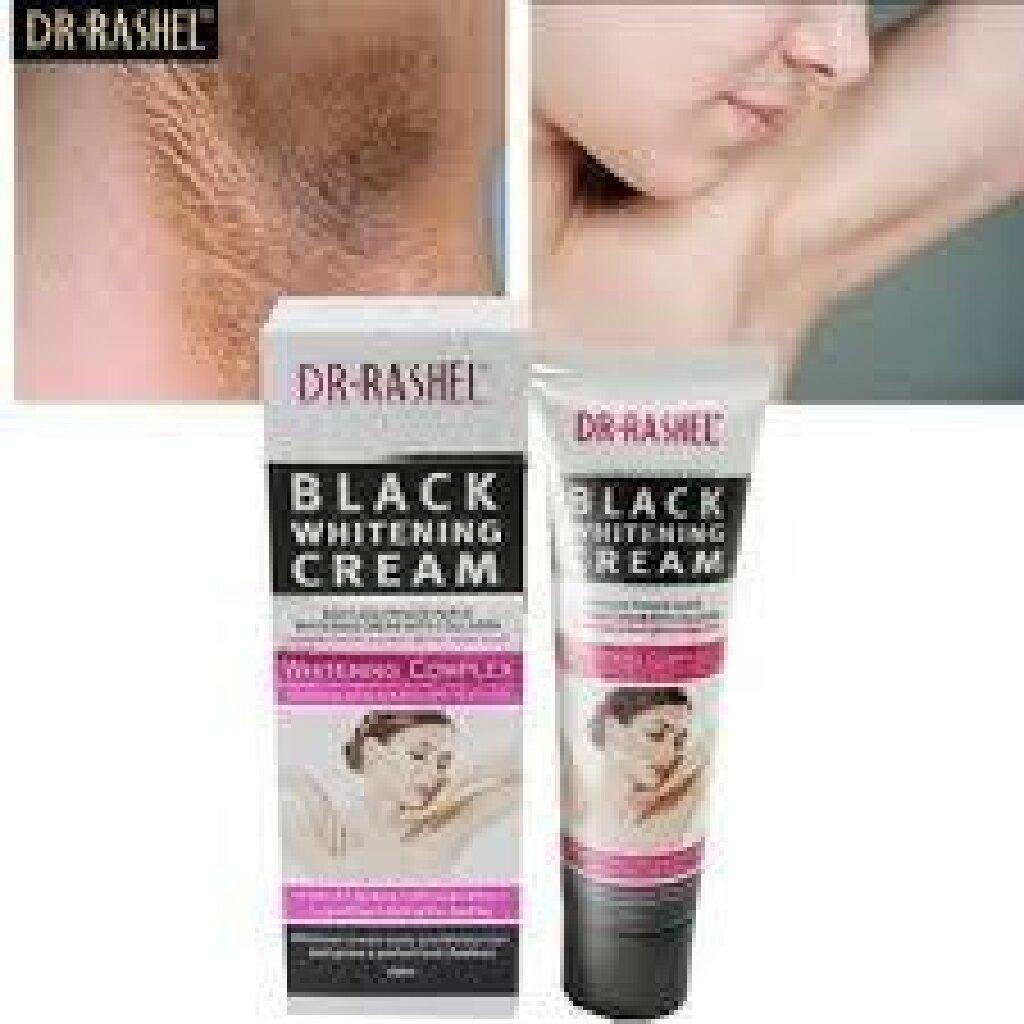Отбеливающий крем для подмышек, локтей и зоны бикини herbal skin doctor