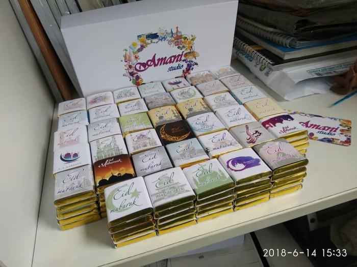 Шоколадки. Принимаем заказы  коробочки с вкусным шоколадом !!!!! в Бишкек