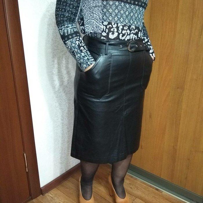 юбки эко кожа размеры 46-48-50-52 качество 👌 шикарное в Бишкек