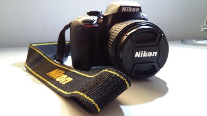 Nikon d3300 μαζί με τσάντα  σε Δυτική Θεσσαλονίκη