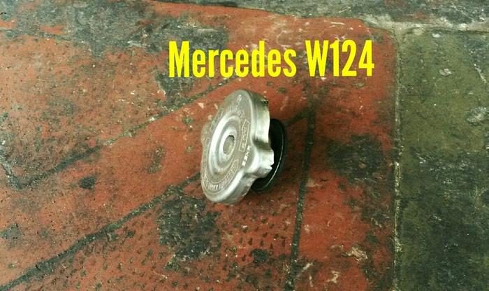 Mercedes W124 Antifriz Baçoku Qapaqları. Photo 0