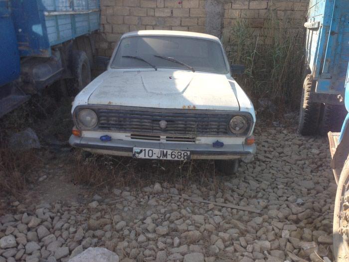 Bakı şəhərində GAZ 2410 1994