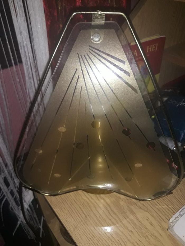 Prelepa stilska led lampa.. Photo 0
