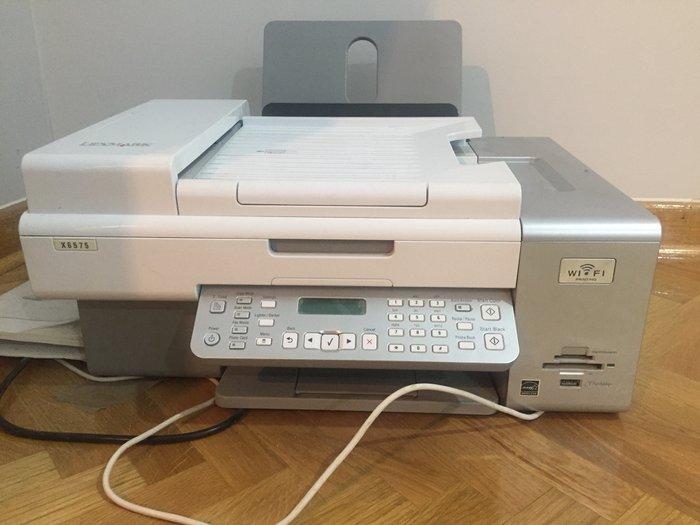 Stampac, skener i faks. Ispravan.  lexmark - Beograd