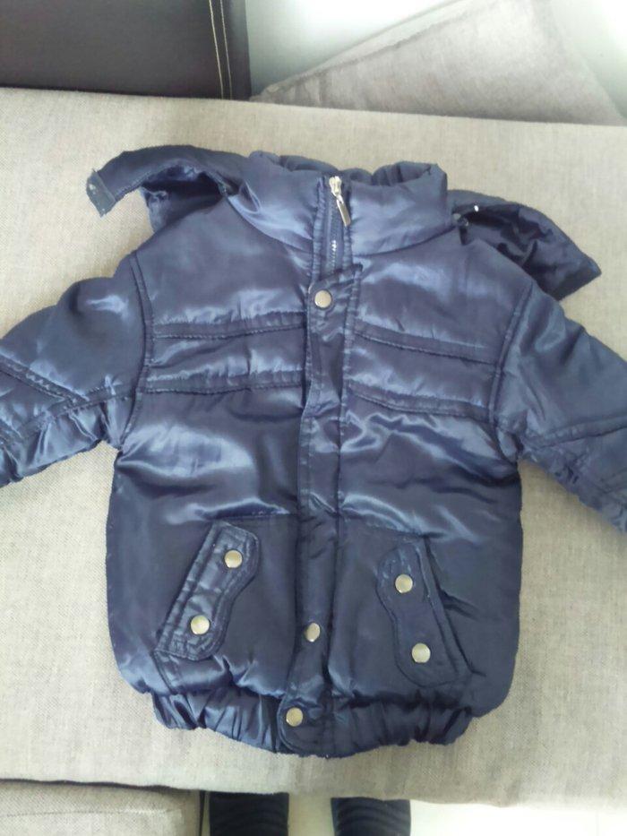 Veoma topla dečija jakna,malo korišćena. Bez oštećenja. Otprilike za d - Smederevo