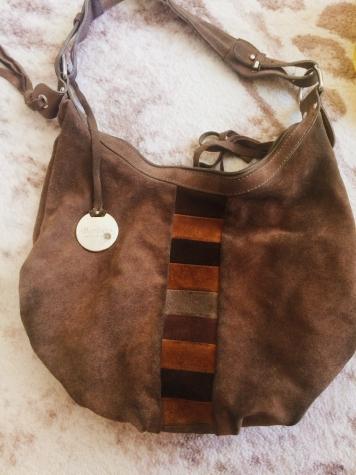 219e1dfcfcff Продаю сумку натуральная замша(Италия) за 800 KGS в Бишкеке: Женская ...