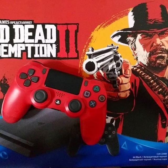 Sony PlayStation 4 pro 1Tb . Photo 2