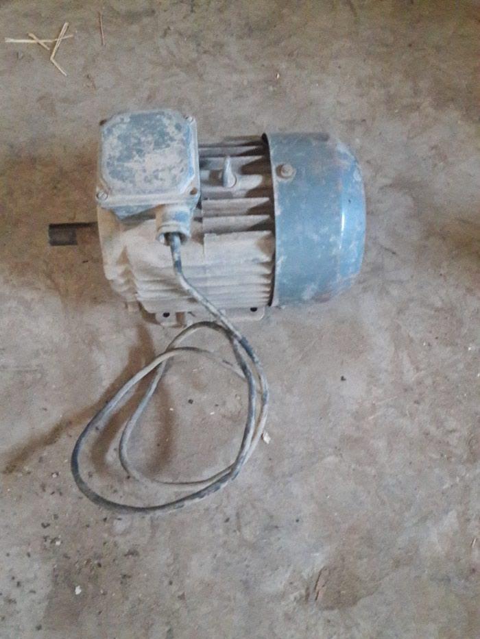Асенхроный двиготел. Photo 1