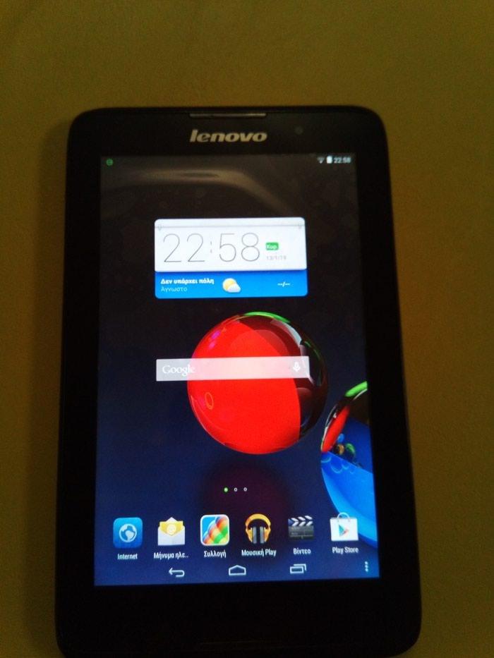 Lenovo 7inches 8GB σε καλή κατάσταση. Photo 0