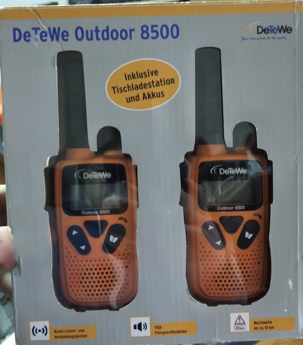 DETEWE OUTDOOR 8500 DUO CASE