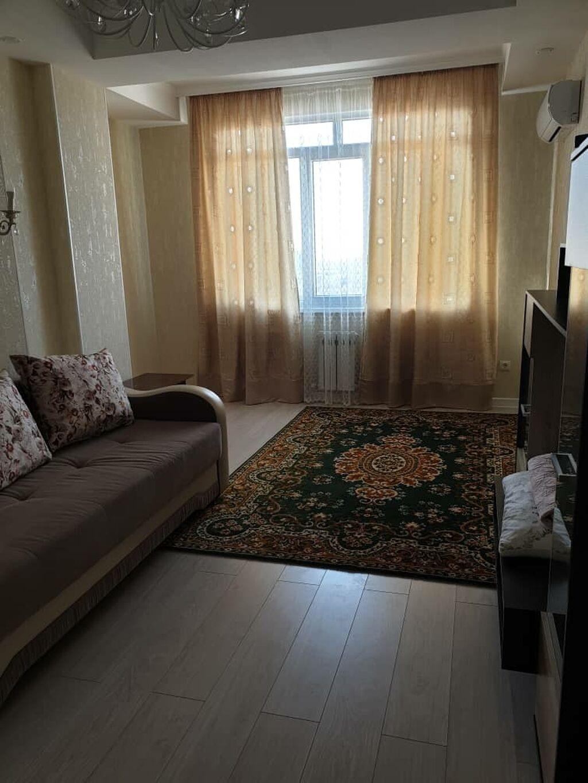 Сдается квартира: 1 комната, 45 кв. м, Бишкек: Сдается квартира: 1 комната, 45 кв. м, Бишкек