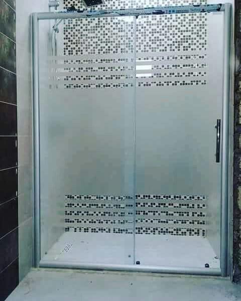 Duş kabin ara kesmeler sifarişi. Photo 0