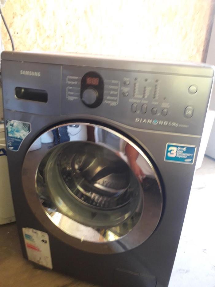 Фронтальная Автоматическая Стиральная Машина Samsung 6 кг.. Photo 0