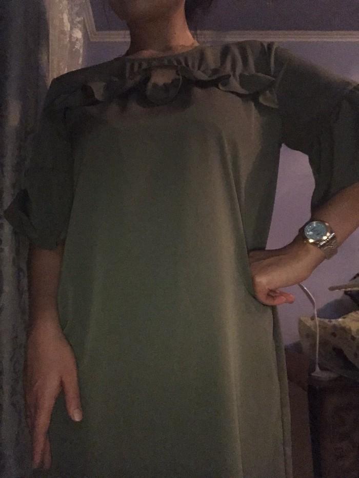 Платье новое стандарт длина чуть выше колен. Photo 1