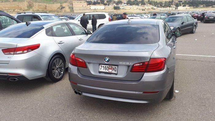 BMW 528 2012. Photo 2
