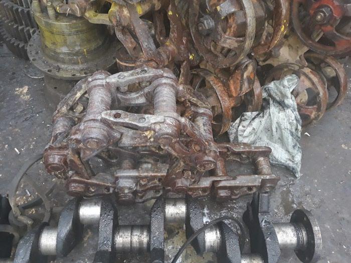 Traktor staterleri nasosları . Photo 0