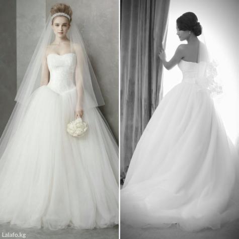 1ac5714b68d24b0 Волшебное свадебное платье от Веры Вонг за 16000 KGS в Бишкеке ...