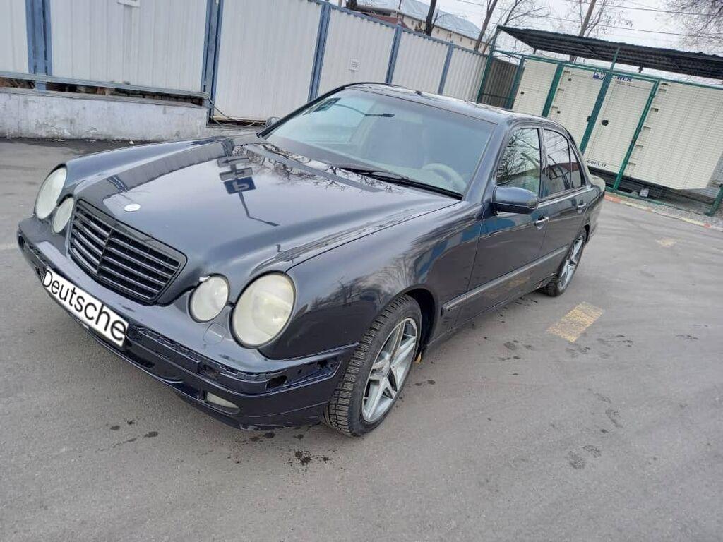 Mercedes-Benz E 430 4.3 л. 2001 | 260 км: Mercedes-Benz E 430 4.3 л. 2001 | 260 км