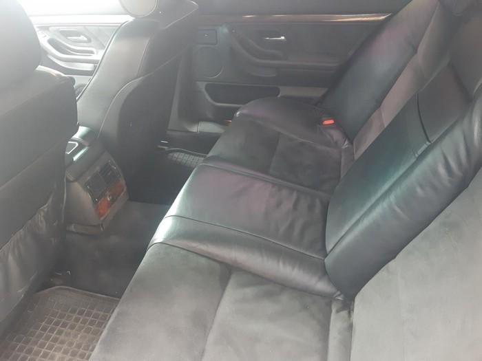 BMW 740 2000. Photo 5