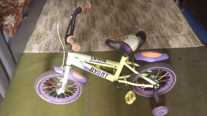 Велосипед детский б/у. Photo 0