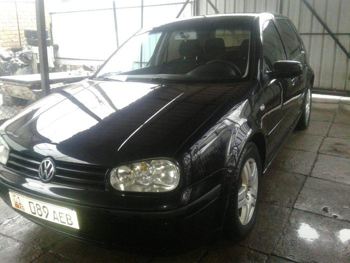 Volkswagen Golf 2001. Photo 0