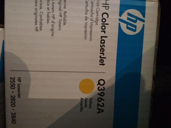 картридж HP LJ Q3960A, Q3961A, Q3962A, Q3963A(оригинал). Photo 0