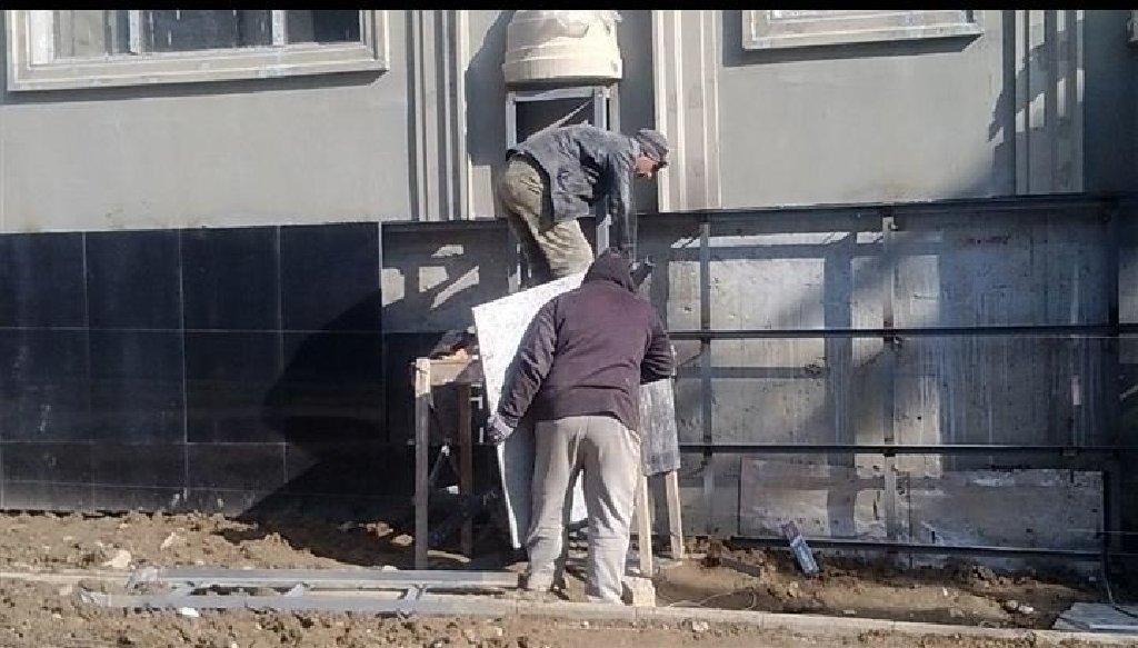 Бригада кафелшик мрамшик сделоем люблю работу про камня