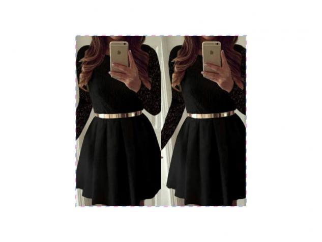 -prelepa cipkano pamucna haljina koja se izradjuje u vise boja i - Novi Sad