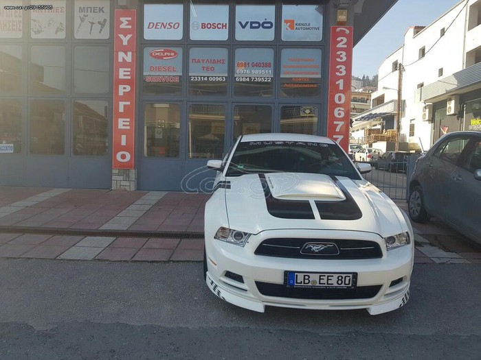 Ford Mustang 3.7 l. 2013 | 110000 km