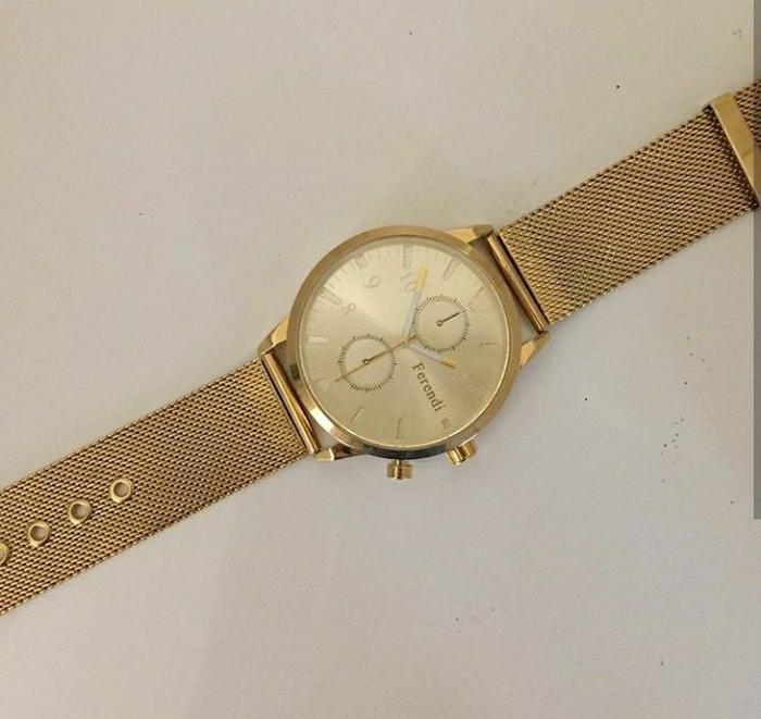 Αυθεντικό ρολόι ferendi σε εξαιρετική κατάσταση. Photo 1