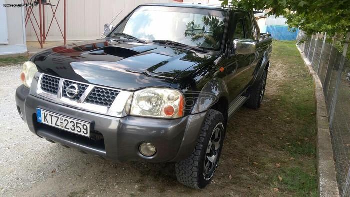 Nissan Navara 2003. Photo 1