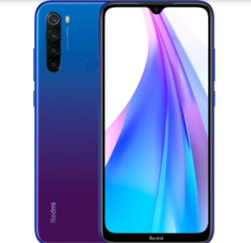 Новый Xiaomi Redmi Note 8 32 ГБ Синий