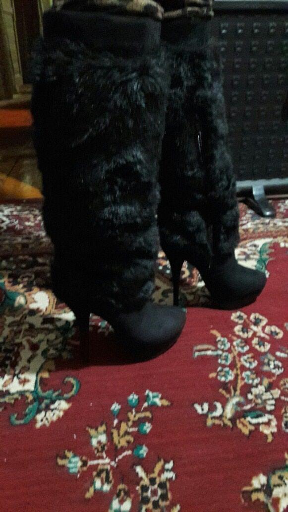 59c2d2e1e17d Продаю Женские сапоги в Бишкеке - 1500 KGS