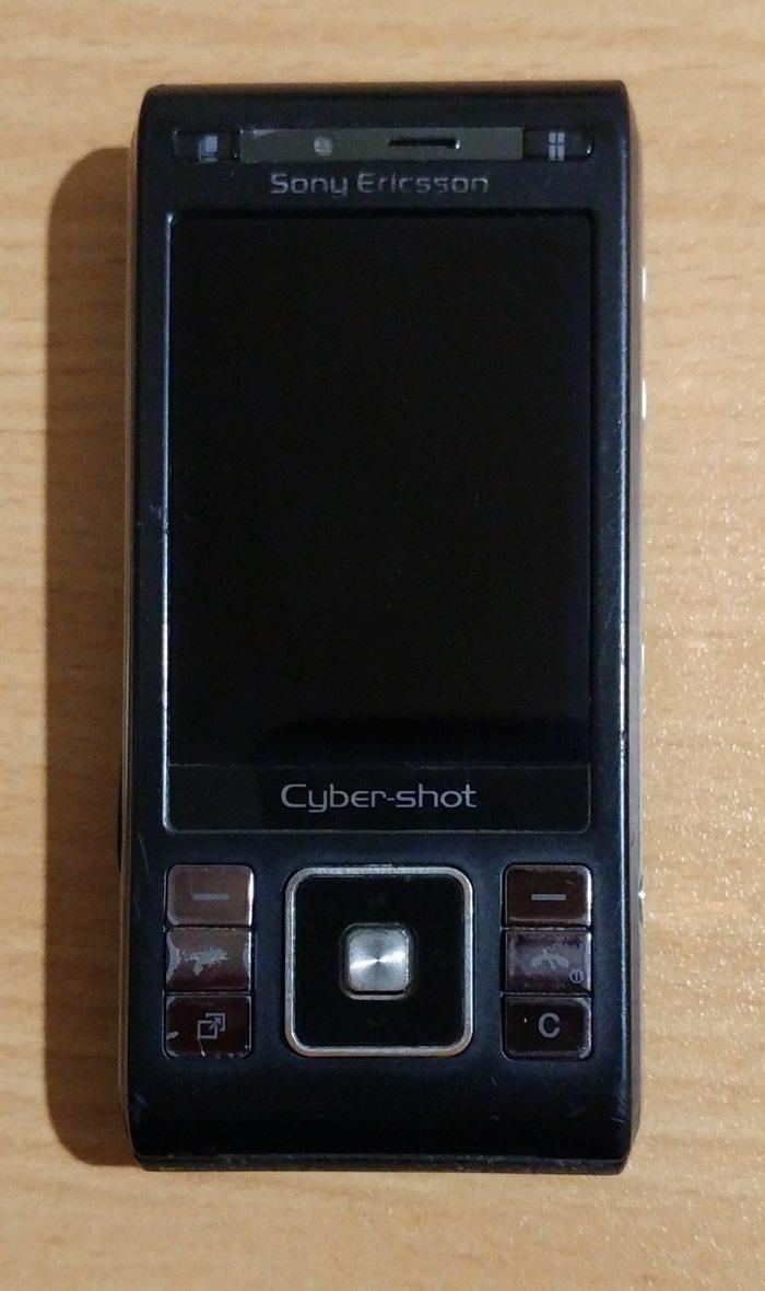 Sony Ericsson c905. Photo 1