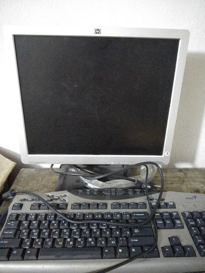Продаю монитор с клавиатурой. в Бишкек