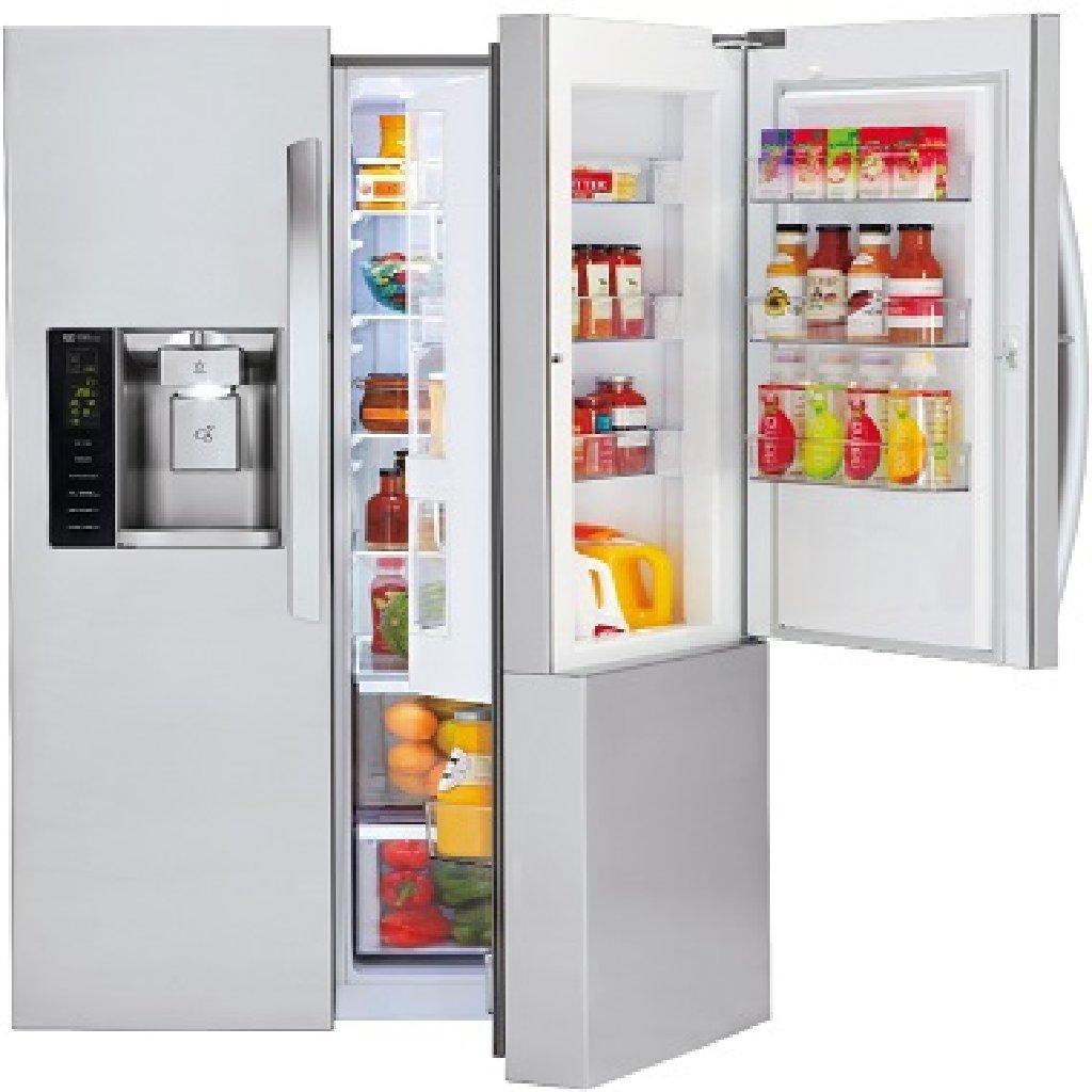 LG LSXS26366S Side-by-Side Refrigerator - 35