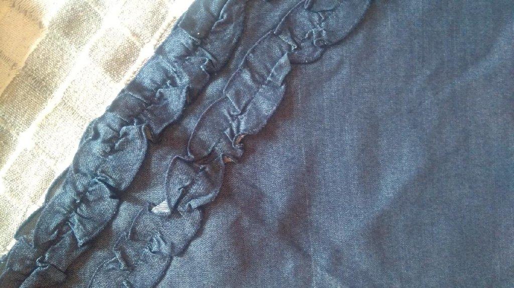 Suknje - Uzice: P.S. suknja,vel.38. tanji teksas