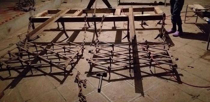 Cəlilabad şəhərində Kənd təsərrüfatı maşınları