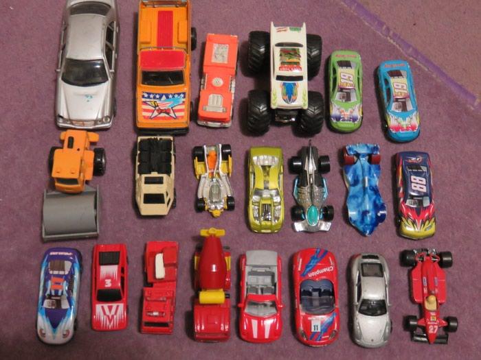 21 διαφορετικα αυτοκινητακια ολα μαζι 5 ευρω.. Photo 0