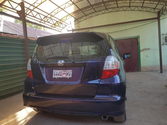 Honda Fit 2010. Photo 4