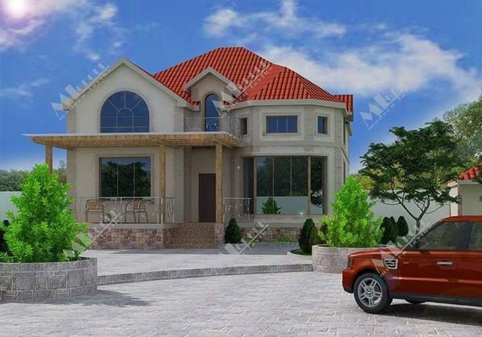 Satış Evlər : 270 kv. m., 6 otaqlı. Photo 4