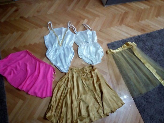 Haljine - Nis: Suknje i bodi za balet