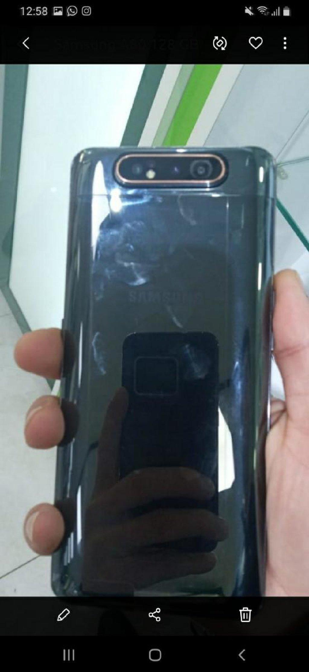 Yeni Samsung A80 128 GB