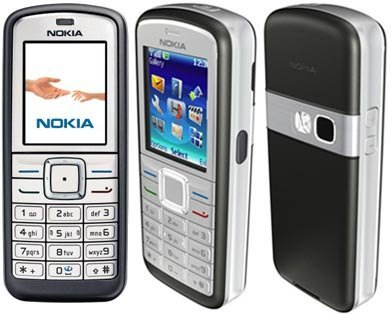 The Nokia 6070 is a phone you can depend on. Its classic design. Photo 0
