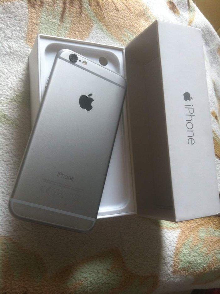 Iphone apple 6 /64 space grey. идеальное состояние. 5 d стекло , без ц в Бишкек