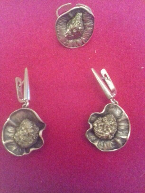 Qümüş komplekt. серебрянный комплект.. Photo 1