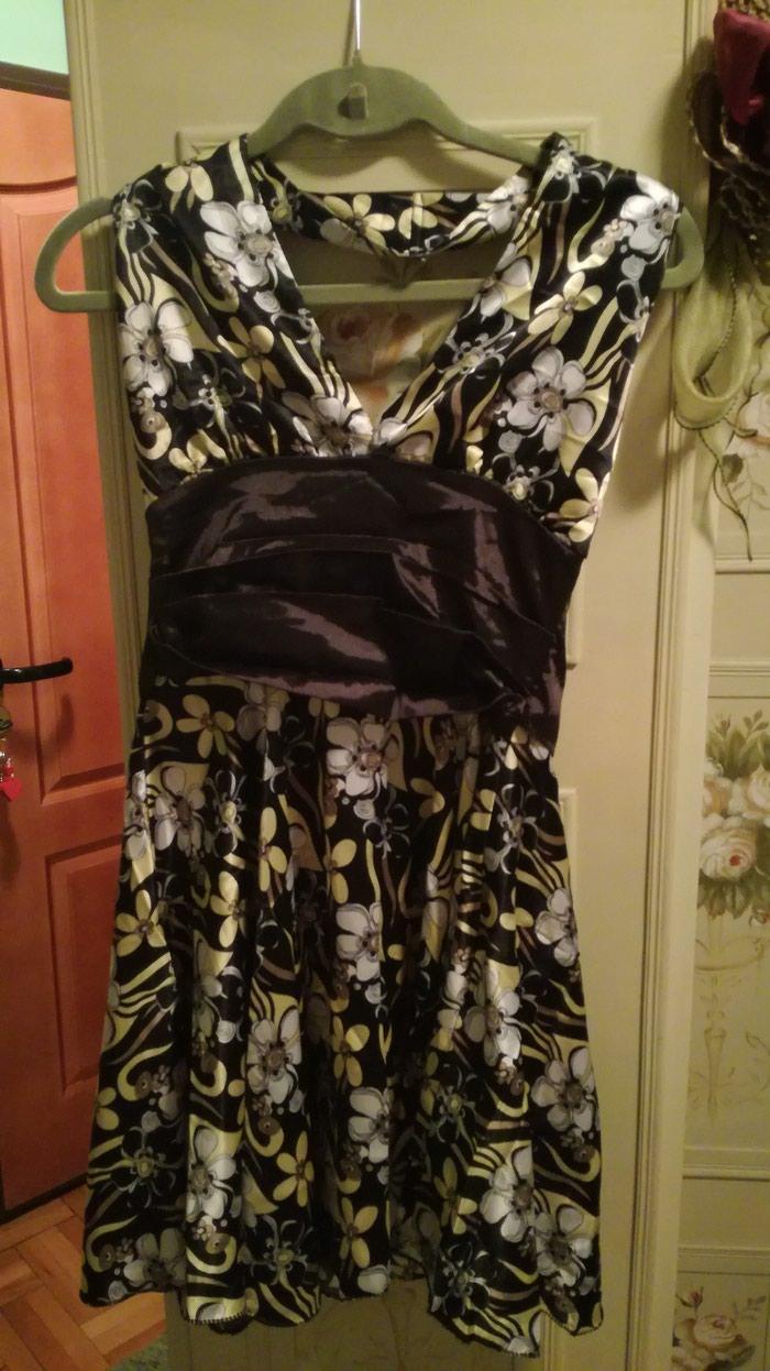 Ženska elegantna haljina.Veličina XS/S.Nošena jednom. - Nis