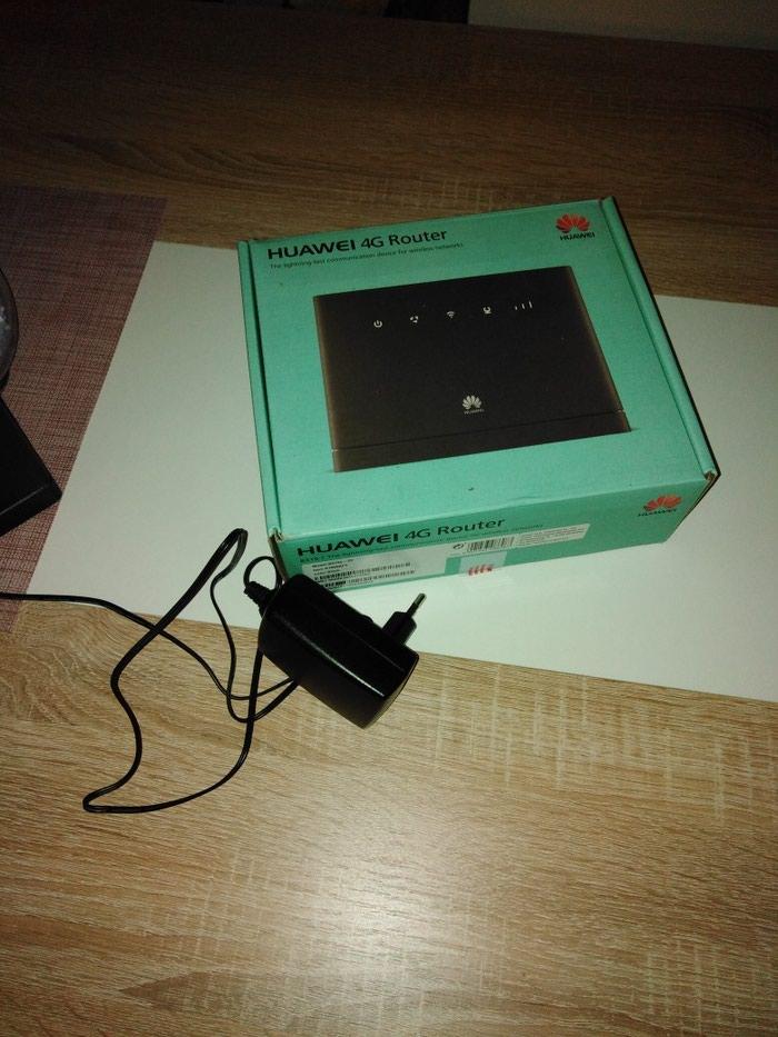 Internet ruter, radi na telenor mreži. . Photo 1