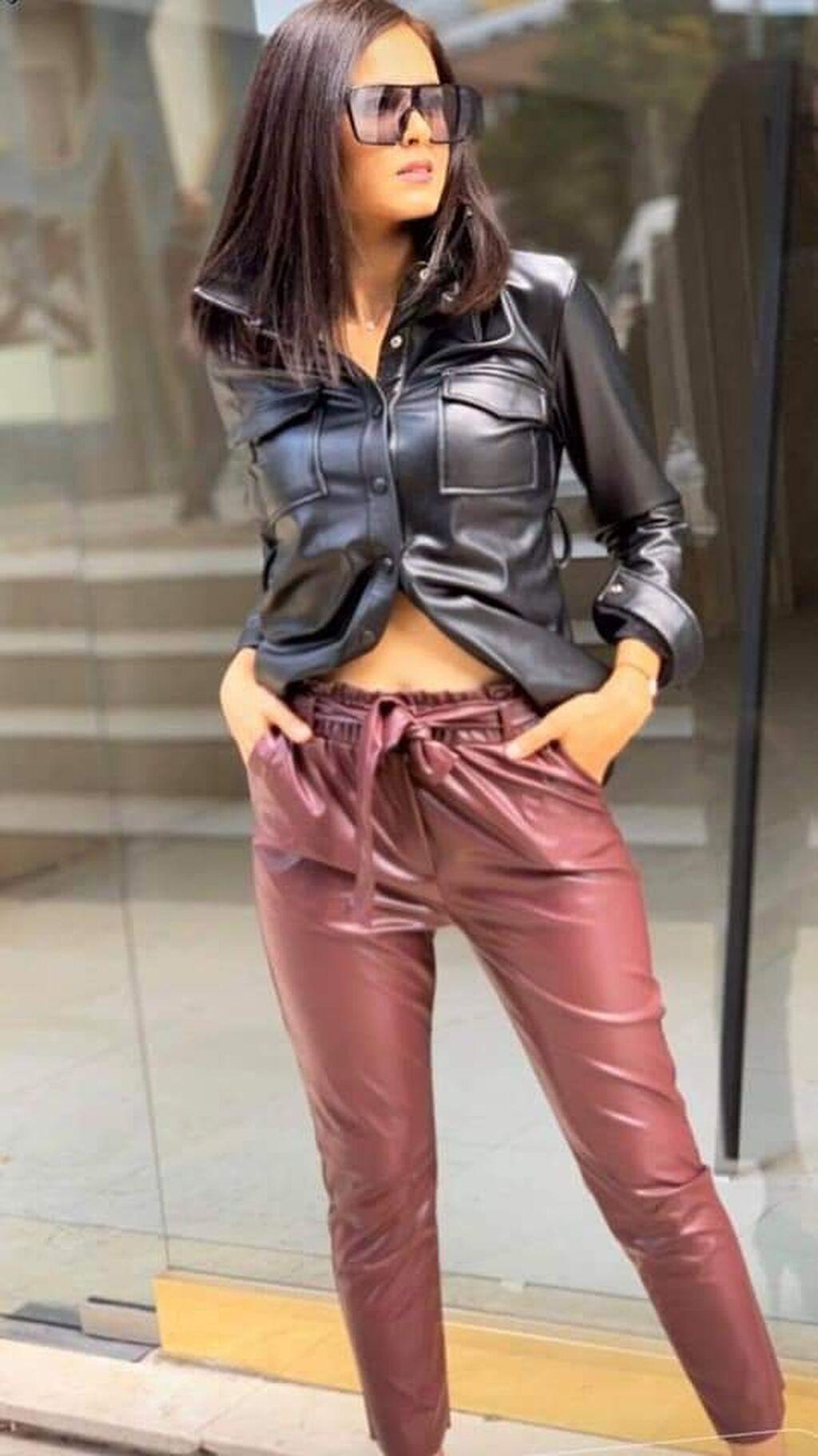 Suknje - Sremska Mitrovica: Suknje 1650 din S M L XL Pantalone 1800 din S M L XL