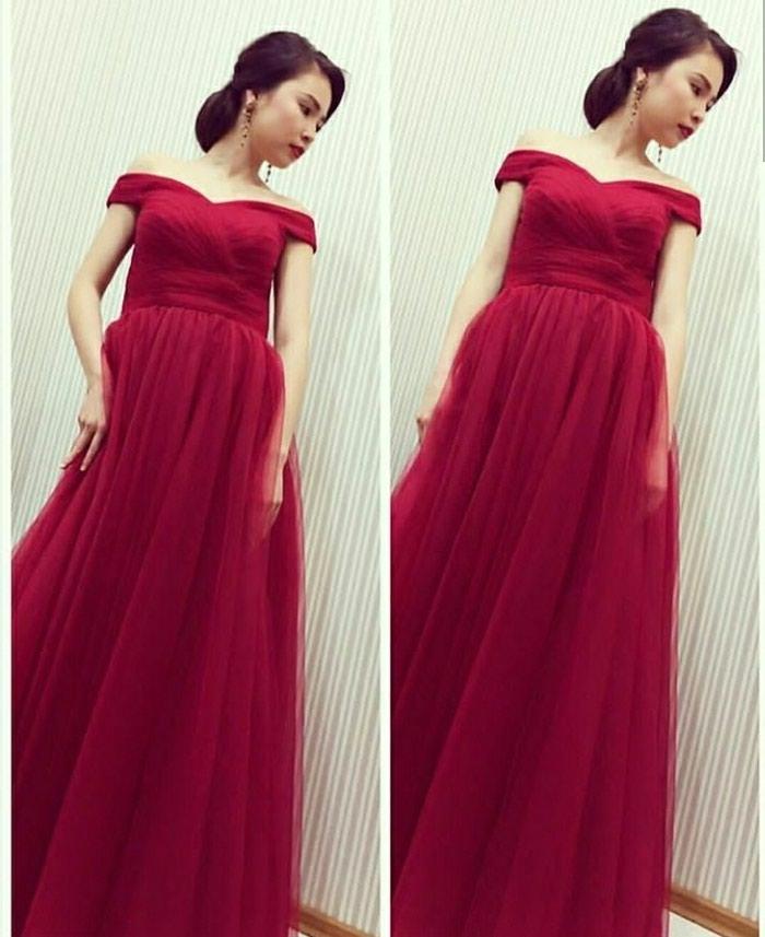607000e96c5b842 Вечернее платье на прокат. размер от 42 - 48 г.токмок за 700 KGS в ...